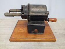 Antique Pencil Sharpener by Eugen Courant c1920 Berlin Germany Working Condition
