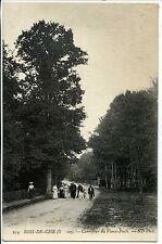 CP 80 SOMME - Bois-de-Cise - Carrefour du Vieux-Puits