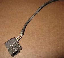 DC POWER JACK w/ CABLE HP PAVILION G62-130EV G62-130SD G62-120SS G62-120SW PORT
