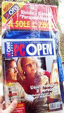 1995 'PC OPEN' ANNO I - n° 1 CON CARTELLA 'PERSONAL FLOPPY ANCORA IMBUSTATA