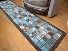 New Modern Runner Rugs Small Extra Large Very Long Narrow Wide Hall Mats Cheap