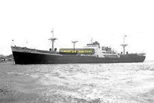 mc3000 - UK Cargo Ship - Huntsville - photo 6x4