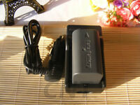 Charger for JVC Everio GZ-MS100 GZ-MS100U GZ-MS120AU GZ-MS120RU Camcorder