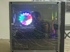Gaming Desktop PC M.2 SSD Nvidia GTX 1050 XEON QuadCore 16GB RAM Win 10 Computer