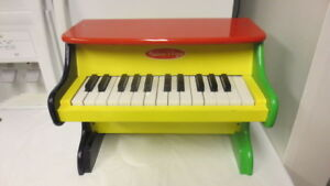 Melissa & Doug Learn to Play Piano-Toy Musical Instrument-Works