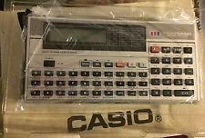 Casio FX-720P Japan PERSONAL Computer VINTAGE OLD SCHOOL RARE! BRAND NEW!!