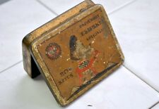 Vintage old cigarette box Box cigarette Egyptian Special 1932 r.
