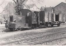 orig. FOTO DB Koe 0182 roffenburg NECKAR 1958 (AF150)