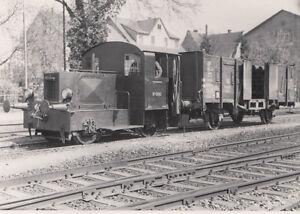 ORIG. FOTO DB KÖ 0182 ROFFENBURG NECKAR 1958 (AF150)
