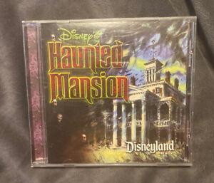Disney's Haunted Mansion CD Disneyland Park Red Dot Net OOP Attraction Rare