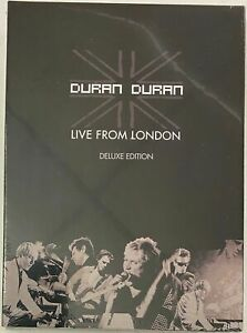 Duran Duran - Live From London (Limited Edition) [DVD] [2005] New Sealed