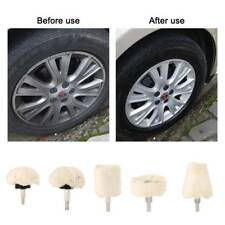 5Pcs Polishing Buffing Pad Mop Wheel Drill Kit for Manifold Aluminum Stainless.