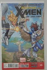 WOLVERINE AND THE X-MEN #20 NM/M BAGGED & BOARDED FIRST EDITION COMBINE SHIPPING