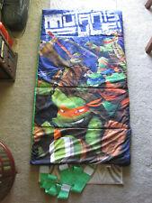 TMNT Teenage Mutant Ninja Turtle Kids Sleeping Bag Nickelodeon 2014