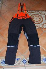 Schnittschutzhose Bundhose SIP Innovation II Gr. 52/54 XL incl. SIP Hosenträger