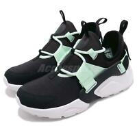 Nike Wmns Air Huarache City Low Black Igloo White Women Running Shoes AH6804-010