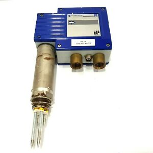 GESTRA SPECTOR COMPACT OIL DETECTOR & ALARM FOR COOLING WATER