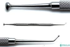 Dental Ball Burnishers 751-27/29 Composite Amalgam Plastic Filling Instruments