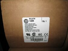 NEW ALLEN-BRADLEY 400A AMP BREAKER 140M-K8P-D40 NEW IN BOX