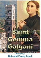 Saint Gemma Galgani DVD by Bob and Penny Lord, New