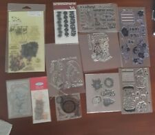 Clear Stamps Sets X 11