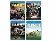The League ~ Complete Season 1-4 (1 2 3 & 4) Collection ~ BRAND NEW BLU-RAY SETS