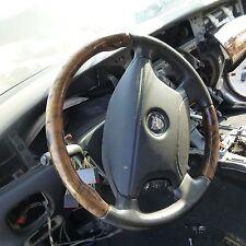 JAGUAR XJ8 VANDEN PLAS 2004-2005-2006-2007-2008-2009 LEFT DRIVER STEERING WHEEL