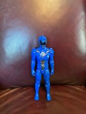 Power Rangers Movie (2017) Blue Ranger Action Figure 12 inch - Used