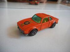 Matchbox Superfast BMW 3.0 CSI in Orange