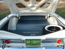 1960 Chevrolet Chevy  Impala RUBBER TRUNK MAT Houndstooth Patteren 60