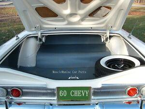 1960 Chevrolet Chevy  Impala RUBBER TRUNK MAT Houndstooth Patteren 60