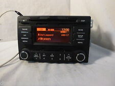 12 13 14 Kia Rio AM FM Radio Cd Player Media Satellite 96170-1W900CA  Bulk 816