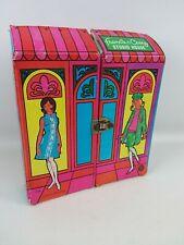 1960's Barbie Francie & Casey Studio House Case