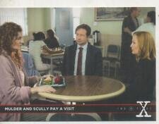 """The X-Files Season 10 """"Founders Mutation"""" DOUBLE-SIDED Promo Trading Card No.4"""