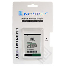 BATTERIA COMPATIBILE SAMSUNG S5360 EB-454357VU CHAT M PRO 2 POCKET TXT NEWTOP