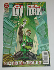 Green Lantern Vol. 3 #48 1st Appearance of Kyle Rayner) MARZ WILLINGHAM NM+ 9.6