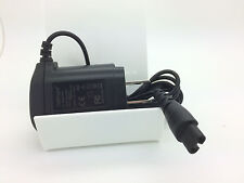 Remington Compatible Shaver Mains 3 pin AC Charger Lead 2pin Shaver Socket Cable
