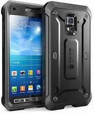 Galaxy S5 ACTIVE Case Build-in Screen Hard Rugged Phone Defender Prote