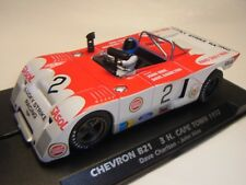FlySlot Chevron B21 Cape Town 1972 F024102 für Autorennbahn 1:32 Slotcar