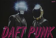 DAFT PUNK - A3 Poster (ca. 42 x 28 cm) - Clippings Fan Sammlung NEU