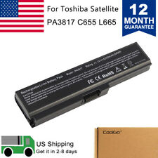 New Laptop Battery for Toshiba Satellite PA3819U-1BRS PABAS228 PABAS229 PABAS230