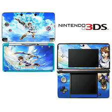 Decal Cover Skin Protector for Nintendo 3DS - Kid Icarus: Uprising Video Game