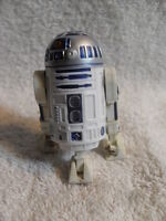 STAR WARS 2004 HASBRO R2-D2 ACTION FIGURE VINTAGE STARWARS ROBOT