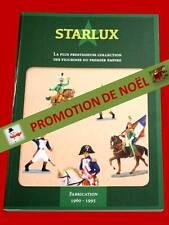 Starlux le livre des figurines du Premier Empire et de Napoléon