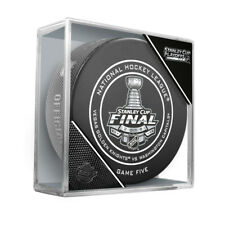 Vegas Golden Knights Washington Capitals 2018 Stanley Cup Final Game Five Puck