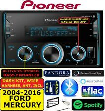 2004-2016 FORD MERCURY PIONEER BLUETOOTH USB AUX CAR RADIO STEREO