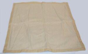 Ralph Lauren Rue Des Artistes Champagne Antique Stripe Decorative Pillow Cover