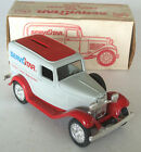 Ertl 1932 Ford Servistar Panel Delivery Truck Bank 6.5