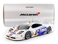McLaren F1 GTR BMW Motorsport #43 24h Le Mans 1997 - 1:18 - Minichamps