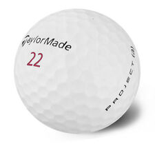 1 DOZEN!! TaylorMade PROJECT-A  MINT!!  Condition!! Golf Balls AAAAA+